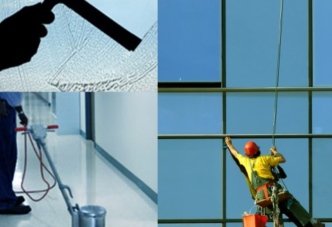 Building Maintenance & Cleaning Service